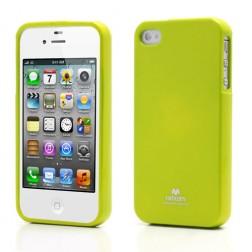 """""""Mercury"""" dėklas - žalias (iPhone 4 / 4S)"""