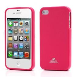 """""""Mercury"""" dėklas - rožinis (iPhone 4 / 4S)"""