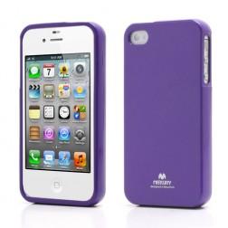 """""""Mercury"""" dėklas - violetinis (iPhone 4 / 4S)"""