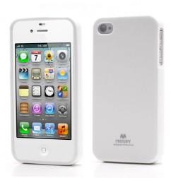 """""""Mercury"""" dėklas - baltas (iPhone 4 / 4S)"""