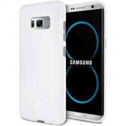 """""""Mercury"""" dėklas - baltas (Galaxy S8)"""