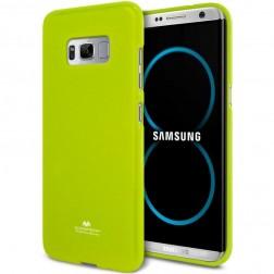 """""""Mercury"""" dėklas - žalias (Galaxy S8)"""