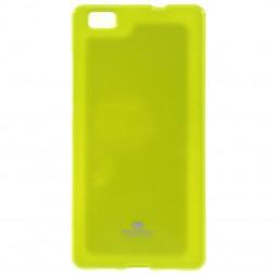 """""""Mercury"""" dėklas - žalias (P8 Lite)"""