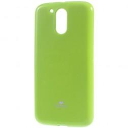 """""""Mercury"""" dėklas - žalias (Moto G4 / Moto G4 Plus)"""