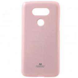 """""""Mercury"""" dėklas - šviesiai rožinis (G5 / G5 SE)"""
