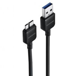 """""""Samsung"""" micro USB 3.0 laidas - juodas"""