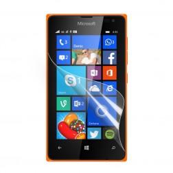 """""""Calans"""" apsauginė ekrano plėvelė - skaidri (Lumia 435)"""
