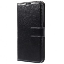 Atverčiamas dėklas - juodas (Lumia 550)
