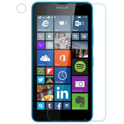"""Calans"" 9H Tempered Glass apsauginis ekrano stiklas 0.33 mm (Lumia 640)"