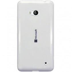 Ploniausias TPU dėklas - skaidrus (Lumia 640)