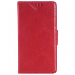 Atverčiamas dėklas - raudonas (Lumia 640)