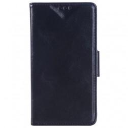 Atverčiamas dėklas - juodas (Lumia 640 XL)