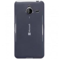 Ploniausias TPU dėklas - skaidrus (Lumia 640 XL)