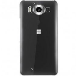 Plastikinis dėklas - skaidrus (Lumia 950)