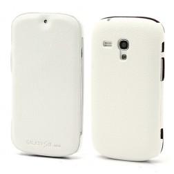 """""""Zozzle"""" atverčiamas dėklas - baltas (Galaxy S3 mini)"""