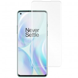 """Mocolo"" UV Light Irradiation Tempered Glass apsauginis ekrano stiklas 0.26 mm - skaidrus (OnePlus 8)"