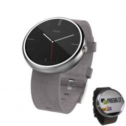 """""""Motorola"""" Moto 360 išmanusis laikrodis - pilkas"""