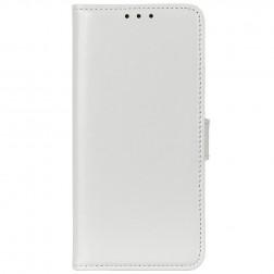 Atverčiamas dėklas, knygutė - baltas (Nokia 1.3)