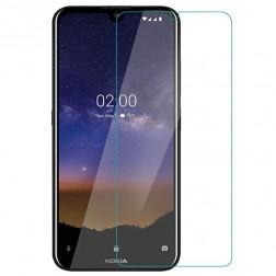 """""""Guardian"""" XS Pro apsauginis ekrano stiklas - skaidrus (Nokia 1.3)"""