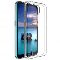 """""""Imak"""" kieto silikono (TPU) dėklas - skaidrus (Nokia 1.3)"""