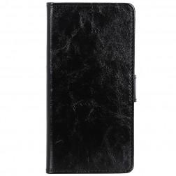 Atverčiamas dėklas, knygutė - juodas (Nokia 2.2)