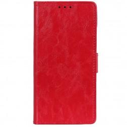 Atverčiamas dėklas - raudonas (Nokia 2.2)