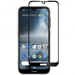 """""""Rurihai"""" Tempered Glass apsauginis ekrano stiklas 0.26 mm - juodas (Nokia 2.2)"""