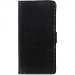 Atverčiamas dėklas, knygutė - juodas (Nokia 2.3)