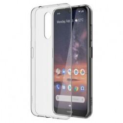 Kieto silikono (TPU) dėklas - skaidrus (Nokia 2.3)