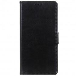 Atverčiamas dėklas, knygutė - juodas (Nokia 2.4)