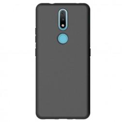 Ploniausias TPU dėklas - juodas (Nokia 2.4)