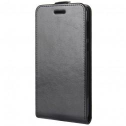 Klasikinis atverčiamas dėklas - juodas (Nokia 2)