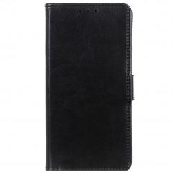 Atverčiamas dėklas, knygutė - juodas (Nokia 3.4)