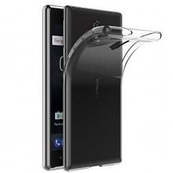 Ploniausias TPU dėklas - skaidrus (Nokia 3)