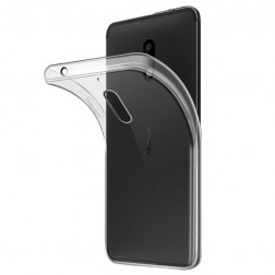 Ploniausias TPU dėklas - skaidrus (Nokia 3.1 2018)