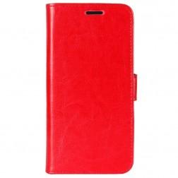 Atverčiamas dėklas - raudonas (Nokia 4.2)