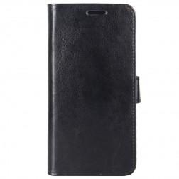 Atverčiamas dėklas, knygutė - juodas (Nokia 5.3)