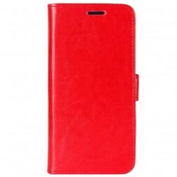 Atverčiamas dėklas, knygutė - raudonas (Nokia 5.3)