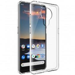 """""""Imak"""" kieto silikono (TPU) dėklas - skaidrus (Nokia 5.3)"""