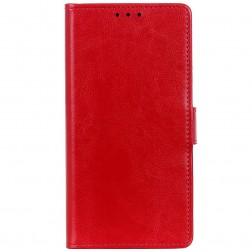 Atverčiamas dėklas - raudonas (Nokia 5.4)