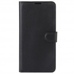 Atverčiamas dėklas, knygutė - juodas (Nokia 5)