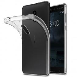 Ploniausias TPU dėklas - skaidrus (Nokia 5)