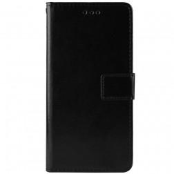 Atverčiamas dėklas, knygutė - juodas (Nokia 7.2 / Nokia 6.2)