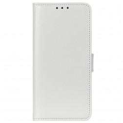Atverčiamas dėklas - baltas (Nokia 6.3 / G10 / G20)