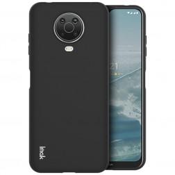 """""""Imak"""" kieto silikono (TPU) dėklas - juodas (Nokia 6.3 / G10 / G20)"""