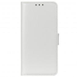 Atverčiamas dėklas, knygutė - baltas (Nokia 8.3)