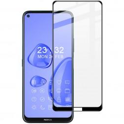 """""""Imak"""" Tempered Glass apsauginis ekrano stiklas 0.26 mm - juodas (Nokia 8.3)"""