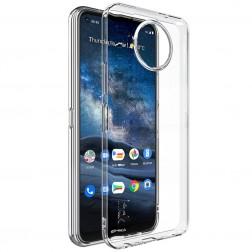 """""""Imak"""" kieto silikono (TPU) dėklas - skaidrus (Nokia 8.3)"""