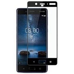 """""""Imak"""" Tempered Glass apsauginis ekrano stiklas 0.26 mm - juodas (Nokia 8)"""