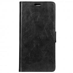 Atverčiamas dėklas, knygutė - juodas (Nokia 9 PureView)